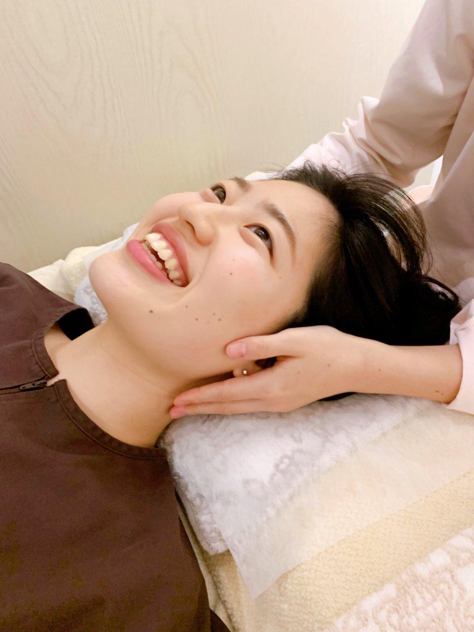 小顔になりたい!を叶える美容鍼灸の画像